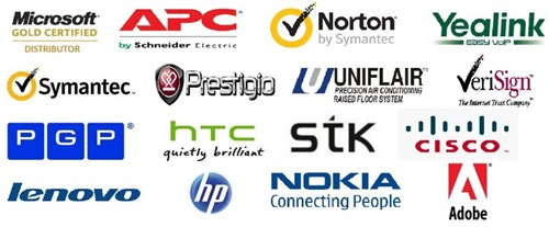 Brands that NewTech Ltd Provides